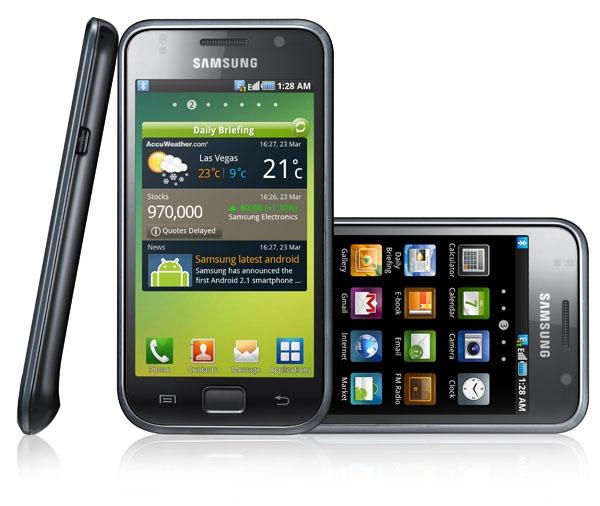 2010 03 25 Samsung Galaxy S 1