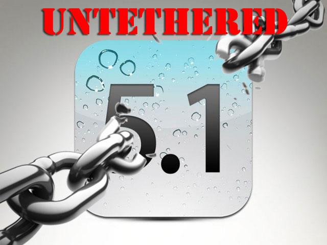 jailbreak UNTETHERED ios 51 011