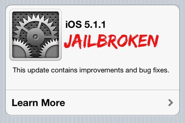 El Jailbreak Untethered para iPhone con iOS 5.1.1 ya está disponible