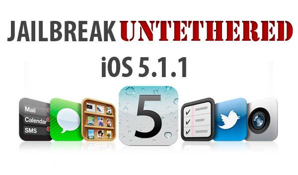 Tutorial Jailbreak Untethered iOS 5.1.1 con el programa CLI (Windows)
