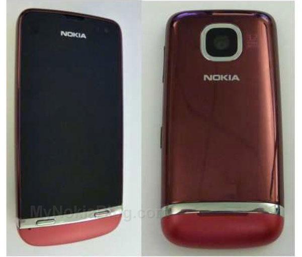 Se filtran dos nuevos móviles táctiles Nokia con la plataforma S40