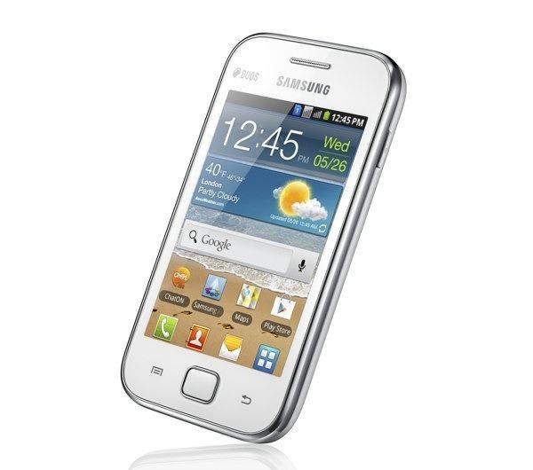 Análisis a fondo del Samsung Galaxy Ace DUOS