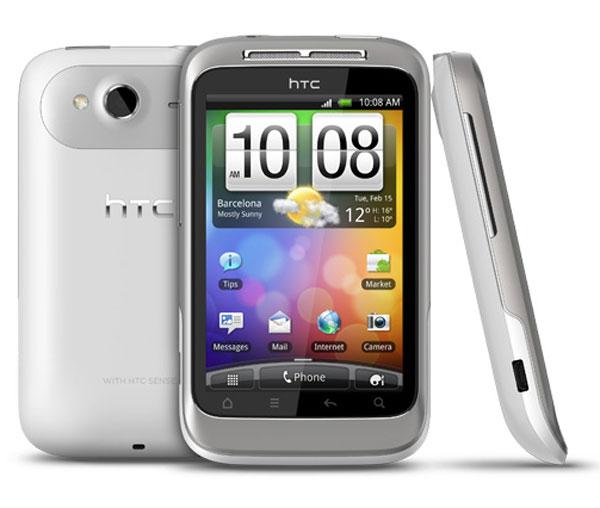 HTC Wildfire S 03