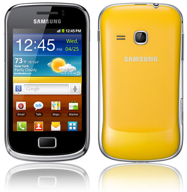 Samsung Galaxy™ Mini 2 03