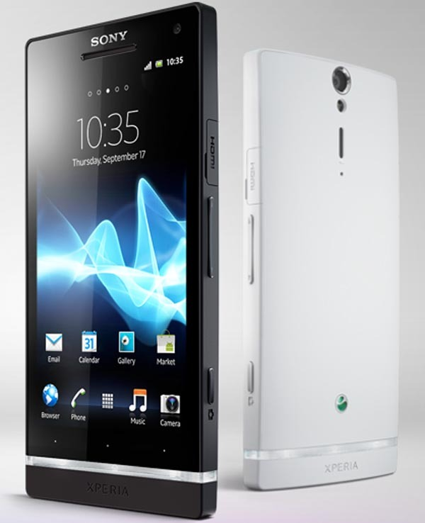 Sony Xperia™ S 06