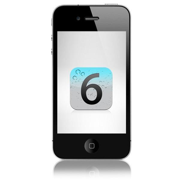 iOS 6, así es el nuevo sistema operativo para iPhone y iPad