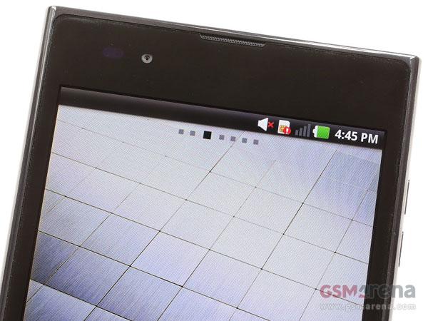 LG Optimus™ VU 01