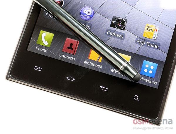 LG Optimus™ VU 02