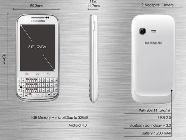 Samsung Galaxy Chat 04