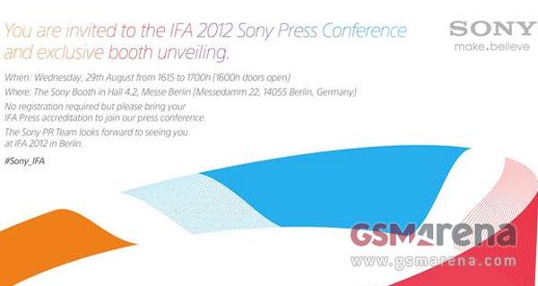 Sony IFA 01