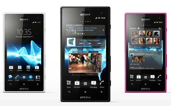 Sony Xperia™ acro S 06