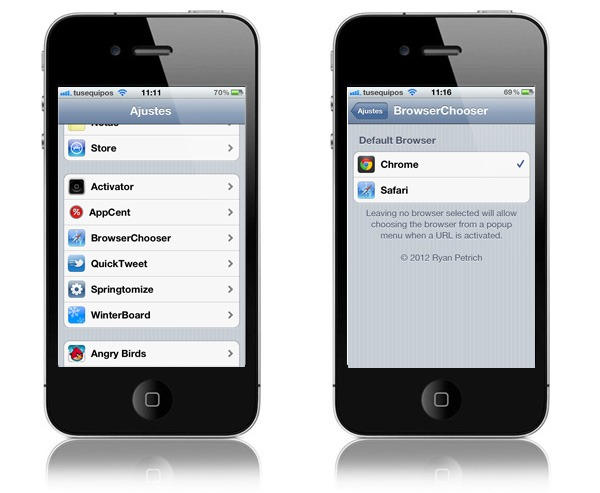 change default browser iphone iphone change default browser to opera 13765