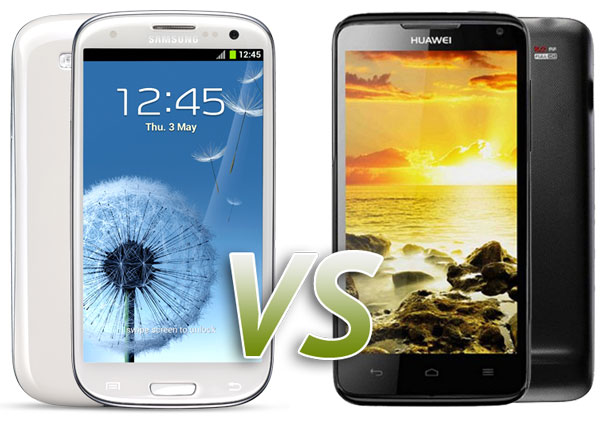 comparativa samsung galaxy s3 vs huawei ascend d quad xl. Black Bedroom Furniture Sets. Home Design Ideas