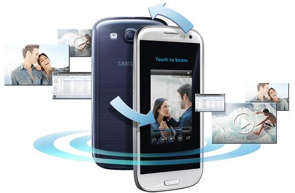 Samsung Galaxy S Beam 01