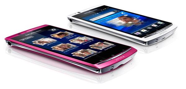 Los Sony Xperia de 2011 se actualizan a Android 4.0.4