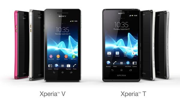 Los Sony Xperia TX, T y V dan buenos resultados en las pruebas de rendimiento