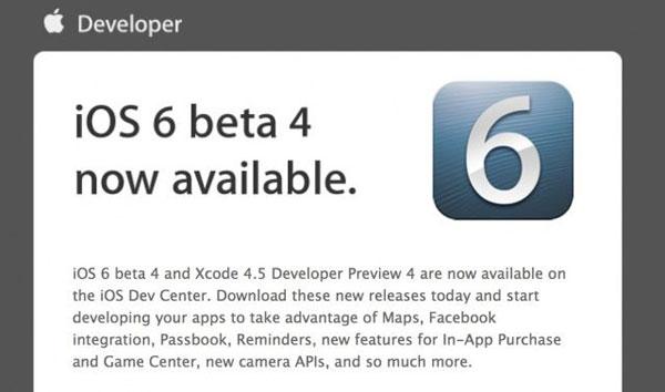 iOS 6 desvela algunos detalles sobre cómo será el iPhone 5