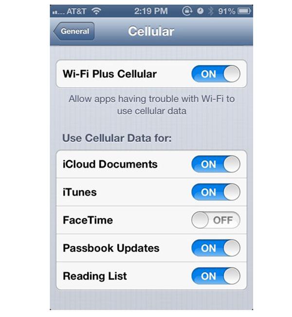 iOS6 wifi3G 01