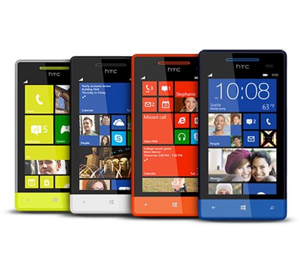 HTC presenta el nuevo HTC Windows Phone 8S