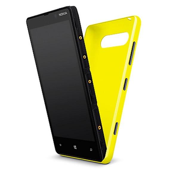 Nokia Lumia 820 in March