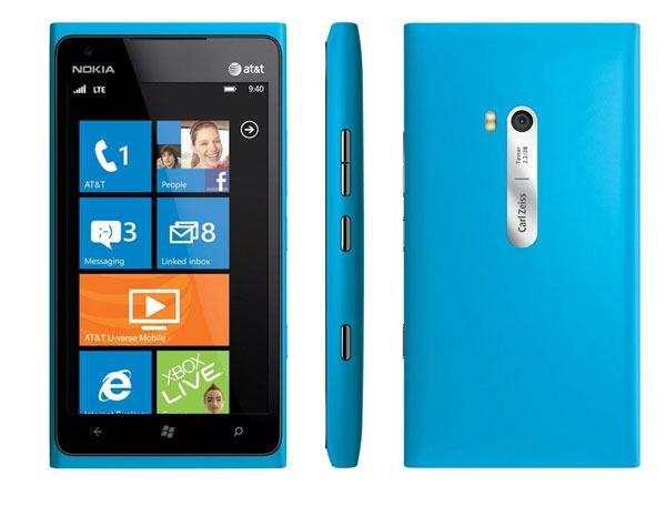 Nokia Lumia™ 900 03