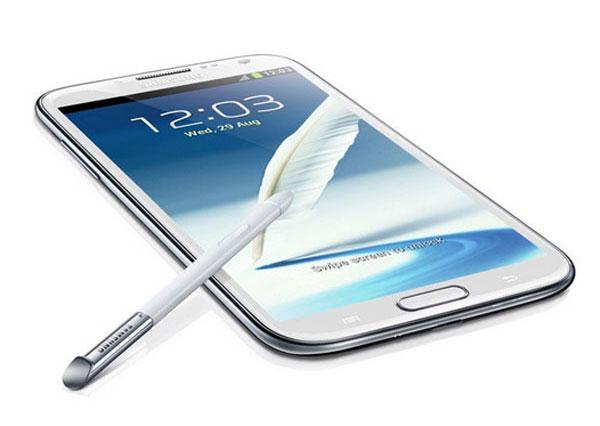 Samsung Galaxy Note February 09