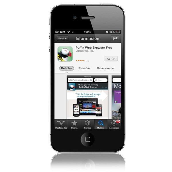 Cómo ver vídeos y páginas web Flash en iPhone y iPad con esta app