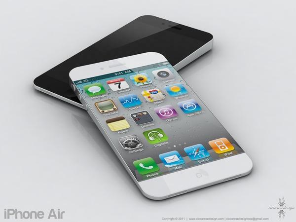 iPhone 5 January
