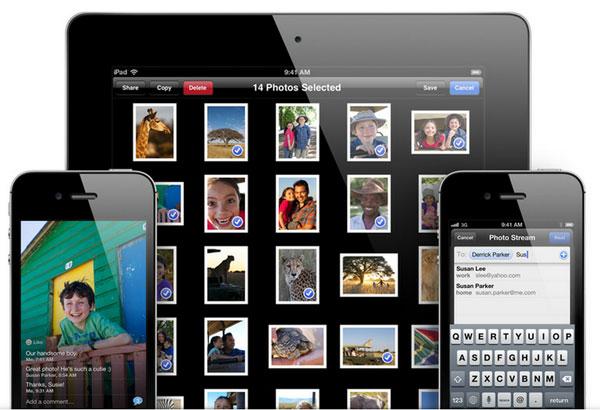 iOS 6 para iPhone, todos los detalles de compartir fotos en streaming