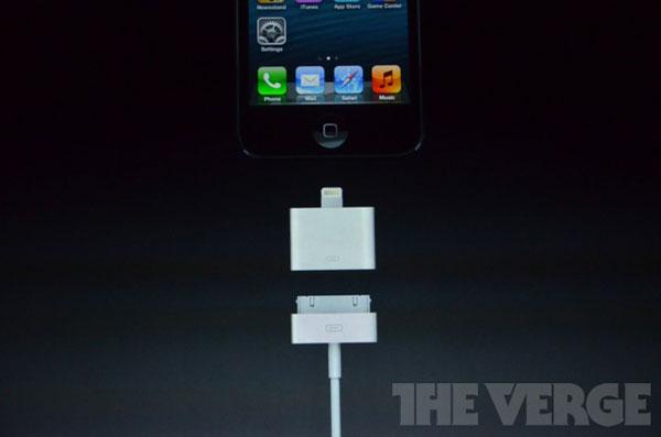 Conector iPhone5 01