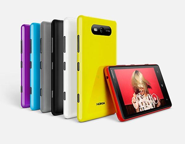 Comienza la distribución de los Nokia Lumia 920 y Lumia 820