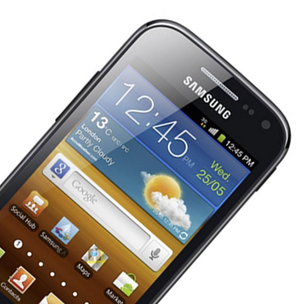 Samsung Galaxy Ace February 04