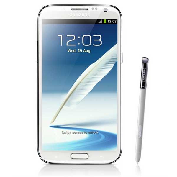 El Samsung Galaxy Note 2 muestra su resistencia en un vídeo