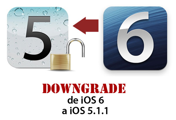 downgrade ios6 01