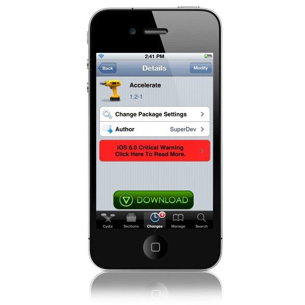 Haz que tu iPhone vaya más fluido con esta app de Jailbreak
