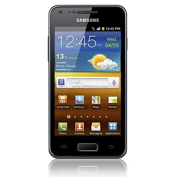 Samsung Galaxy™ S Advance 01