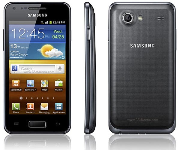 Samsung Galaxy™ S Advance 04