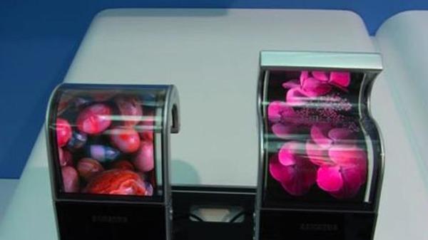 Samsung está apunto de empezar a fabricar pantallas flexibles