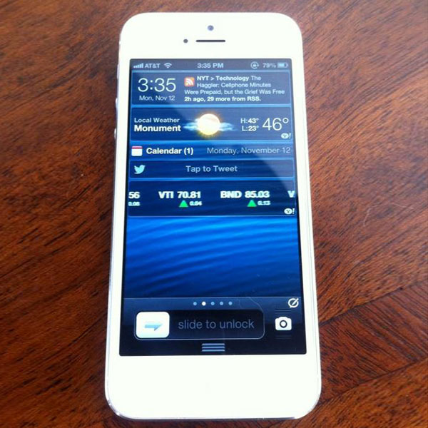 iPhone5 Jailbreak 03