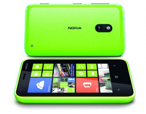 Comparativa Nokia Lumia 610 vs Nokia Lumia 620