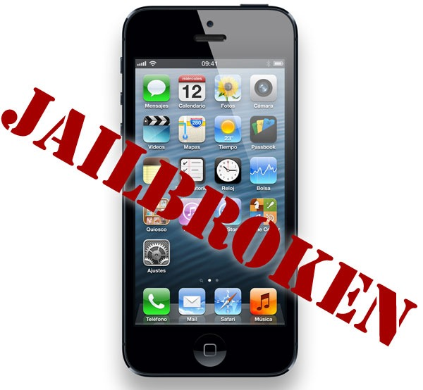 Jailbreak iPhone 5 01