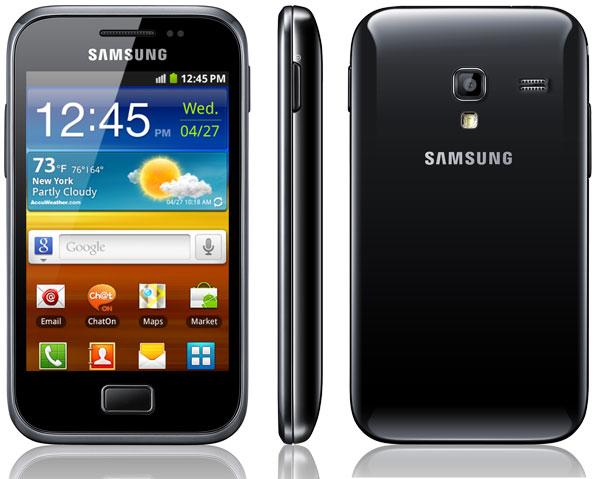 Samsung GALAXY Ace Plus 01