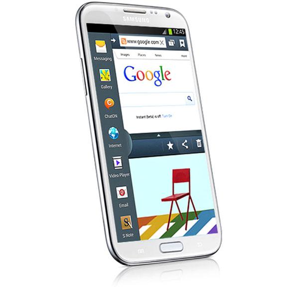 Así funciona la función Multi-ventana en el Samsung Galaxy Note 2