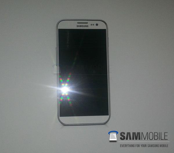 Aparece una imagen del supuesto Samsung Galaxy S4