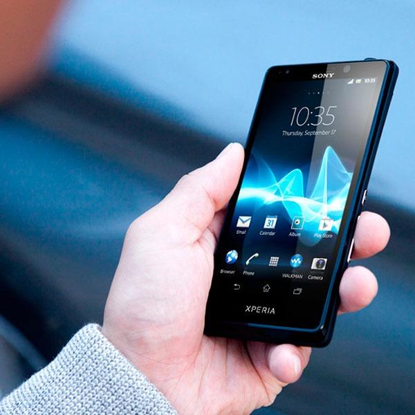 Sony Xperia T 01