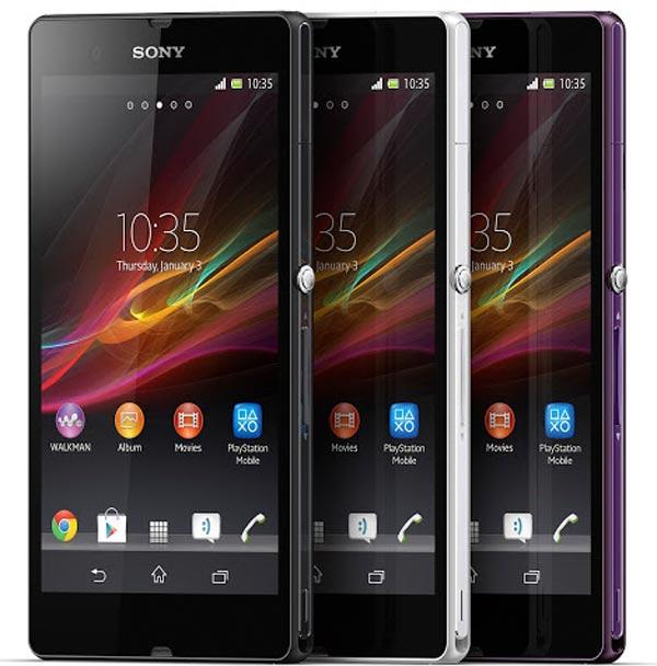 Sony Xperia™ Z 05