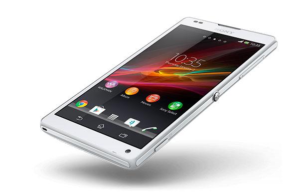 Sony Xperia ZL 06