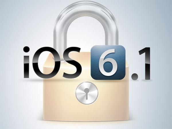 iOS 61 Jailbreak 01