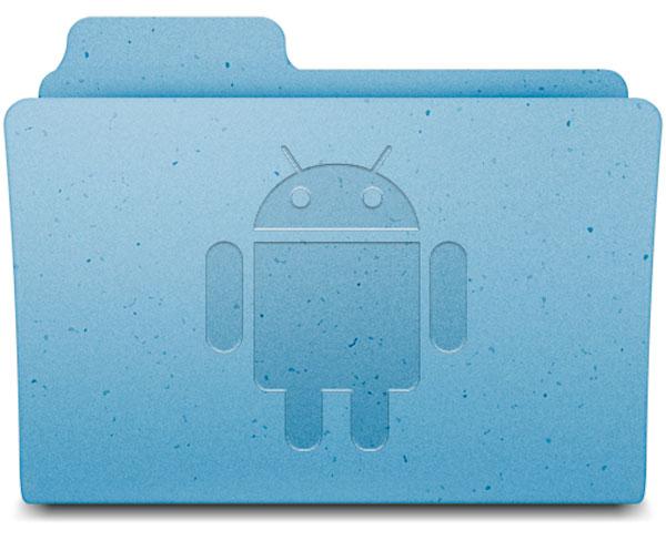 Cómo organizar las aplicaciones en carpetas en un móvil Android