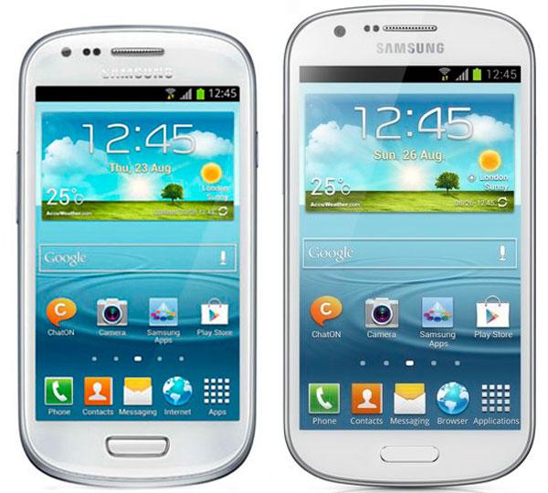 Comparativa, Samsung Galaxy S3 Mini vs Samsung Galaxy Express